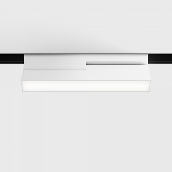 IN_LINE LINEA B 205, L205mm, W24,5mm, H107mm, LED 6W, 3000К, белый (06.2053.6.930.WH)
