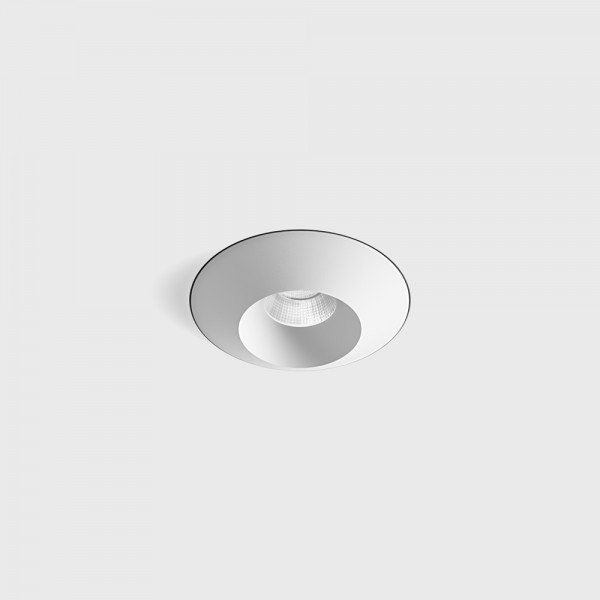 UNI TRIMLESS, D155mm, H86mm, LED 15W, 3000К, белый (01.1810.15.830.WH)