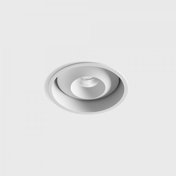 UNI, D180mm, H93mm, LED 15W, 3000К, белый (01.1910.15.830.WH)