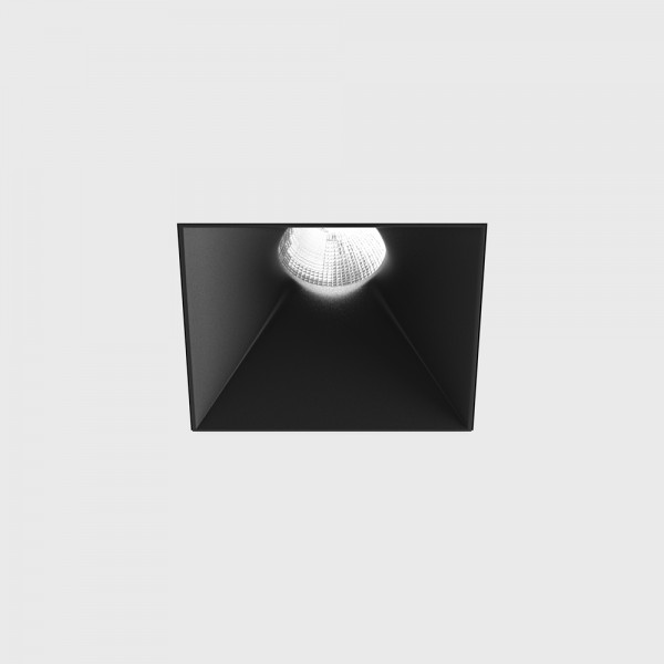 INVISIBLE Square, L110mm, W110mm, H105mm, LED 13W, 3000К, черный (01.2211.13.830.BK)
